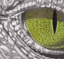 Croc Eye Sticker