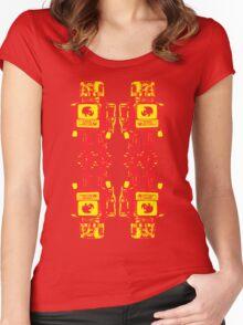 Robot Robot Women's Fitted Scoop T-Shirt