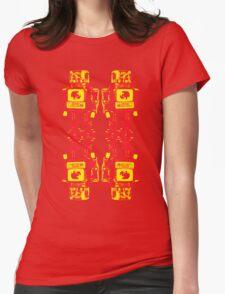 Robot Robot Womens Fitted T-Shirt