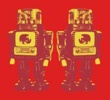 Robot Robot Kids Tee
