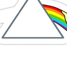 Rainicorn Floyd Sticker