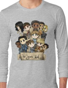 The Scorch Trials Long Sleeve T-Shirt