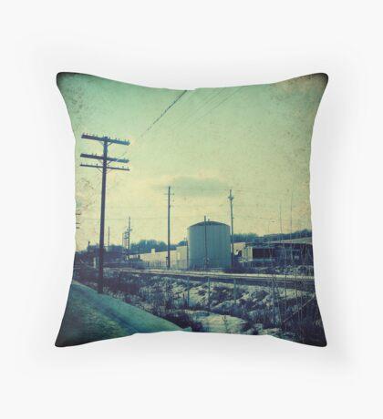 City utopia 6 Throw Pillow