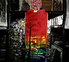The Crazy Tree by Rhys Jones