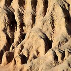 Mini Erosion Detail by Carole-Anne