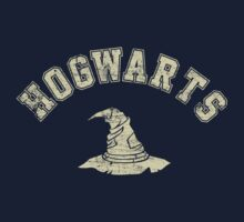 Hogwarts T-Shirt by Artpunk101