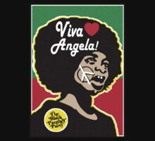 VIVA ANGELA DAVIS! by S DOT SLAUGHTER