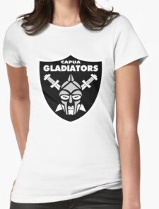 Capua Gladiators Womens Fitted T-Shirt