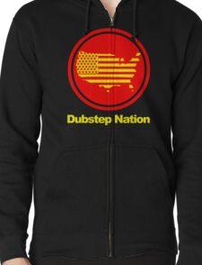 Dubstep Nation pt. II  Zipped Hoodie