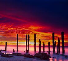 Port Willunga  by Dene Wessling