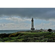 Pigeon Point, California Lighthouse Photographic Print