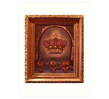 crown Art Print