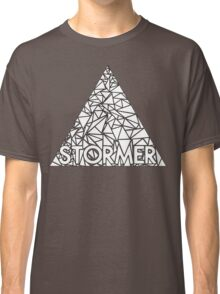storming the white triangle Classic T-Shirt