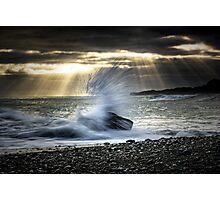 Salt Spray Photographic Print