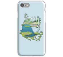 Howl's moving castle 1 iPhone Case/Skin