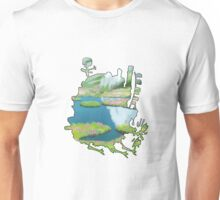 Howl's moving castle 1 Unisex T-Shirt