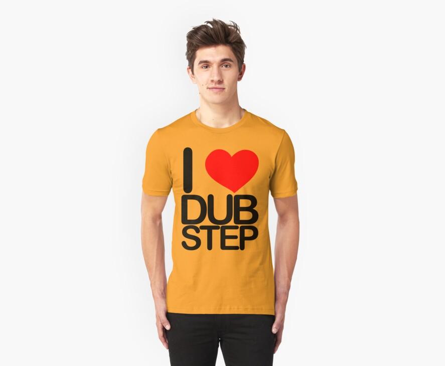 I love dubstep (dark)  by DropBass