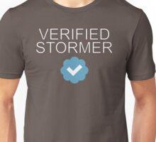 Verified Stormer Alert Unisex T-Shirt