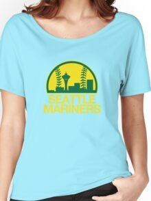 Seattle Sports Mashup Women's Relaxed Fit T-Shirt