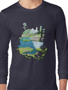 Howl's moving castle 2 Long Sleeve T-Shirt