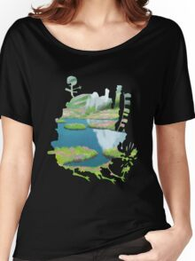 Howl's moving castle 2 Women's Relaxed Fit T-Shirt