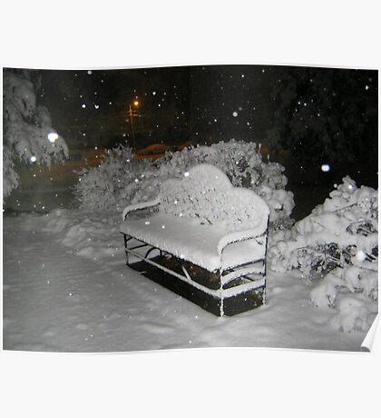 Feb. 19 2012 Snowstorm 58 Poster