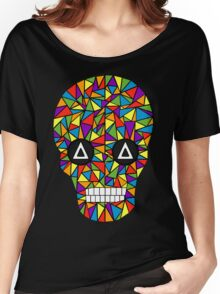 It's day of the dead and I'm Indiana Jones here Women's Relaxed Fit T-Shirt