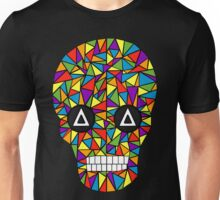 It's day of the dead and I'm Indiana Jones here Unisex T-Shirt
