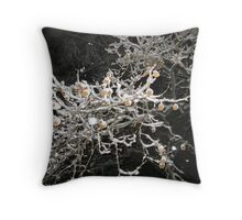 Feb. 19 2012 Snowstorm 67 Throw Pillow