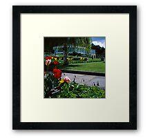 HOLLAND HAPPENING Framed Print