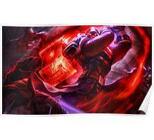 Forsaken Jayce - League of Legends Poster