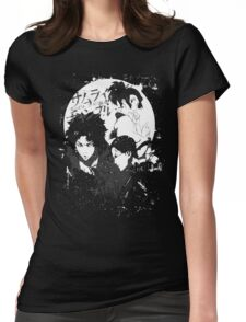 Swordman the Grunge Womens Fitted T-Shirt