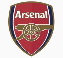 arsenal logo Kids Tee