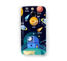Universe Concept Isometric Samsung Galaxy Case/Skin