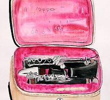 My Clarinet by Nira Dabush