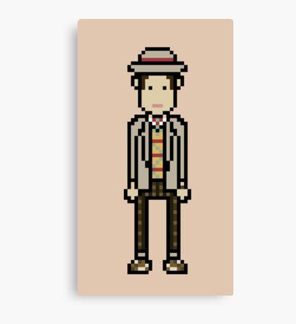Seventh Doctor Canvas Print