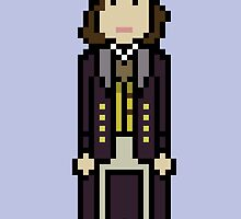 Eighth Doctor by willboes