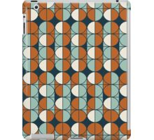 Retro circles iPad Case/Skin
