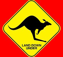 Land Down Under by monsterplanet