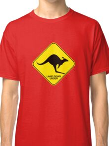 Land Down Under Classic T-Shirt