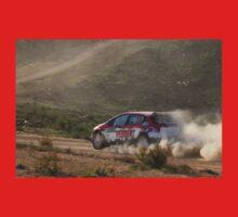 Scouts Rally SA 2015 - ARC Leg 1 - Mark Pedder Baby Tee