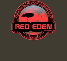 Red Eden Martian Exo-Farming Unisex T-Shirt