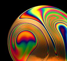 Soap Film #1 by Jane-in-Colour