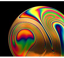 Soap Film #1 Photographic Print