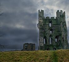 Helmsley Castle by Nick Thompson