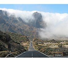 Teide Nationalpark - Tenerife Photographic Print