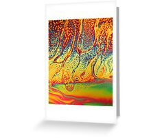 Soap Film #6 Greeting Card