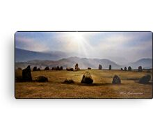 Dawn in Keswick Metal Print
