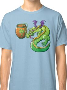 Saint Patrick's Day Dragon Classic T-Shirt
