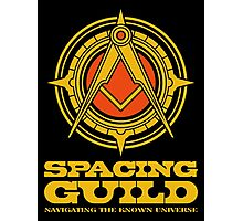 Dune SPACING GUILD Photographic Print